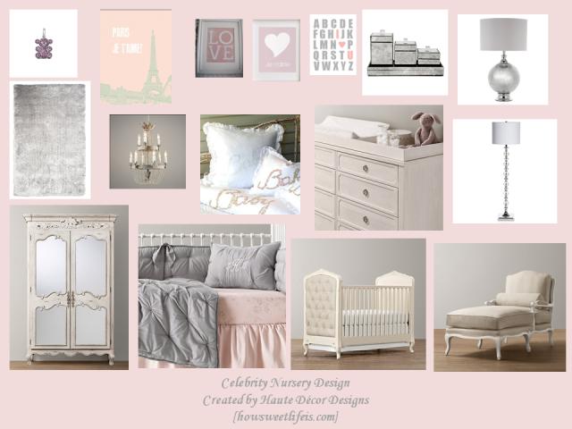 Nursery Design Trends Advice From Celebrity Designer: {Celebrity Nursery Design}
